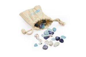 Mélange de pierres précieuses  –  Vitality